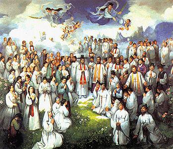 Les 103 Martyrs de Corée